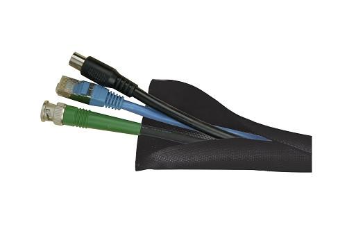 Audioraq Kabelführung, schwarz