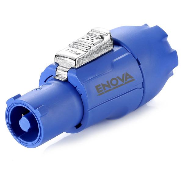 Power Kabelstecker Input 230V, Blau, 20A