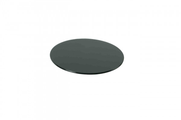 AUDIORAQ Glasdrehplatte, rund, max. 60 Kg