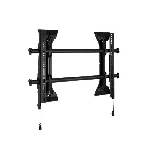 Fixe Wandhalterung, -57 Kg.,Vesa max 650x400