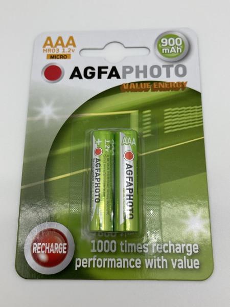 Agfa Photo Accu HR03 900