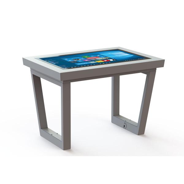 """Indoor Monitor Tisch inkl. PCAP Monitor 43"""""""
