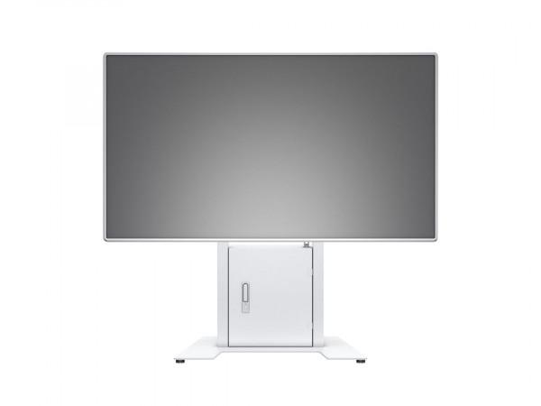 MB motorisierter TV-Ständer, weiss/8595